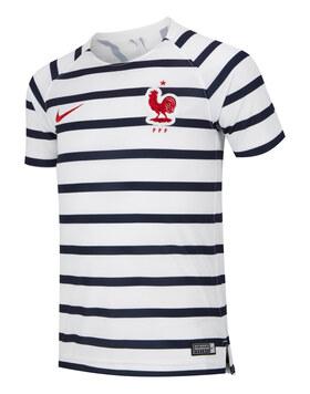 Kids France Pre Match Jersey