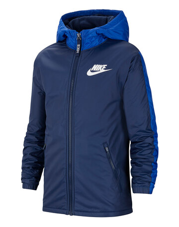 Older Boys Fleece Lined Jacket