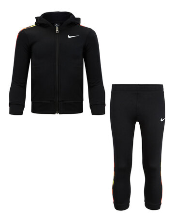 Younger Boys Full Zip Taping Tracksuit
