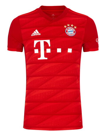 Adult Bayern Munich 19/20 Home Jersey