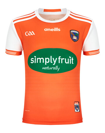 Kids Armagh Home Jersey 2019