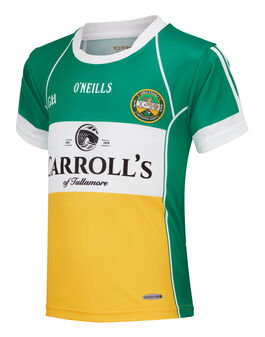 Kids Offaly Home Jersey