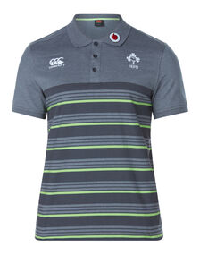 Mens Ireland Stripe Polo 2017/18