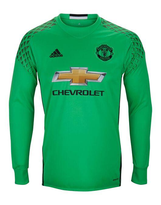 Adult Man Utd Away G/keeper 16/17 Jersey