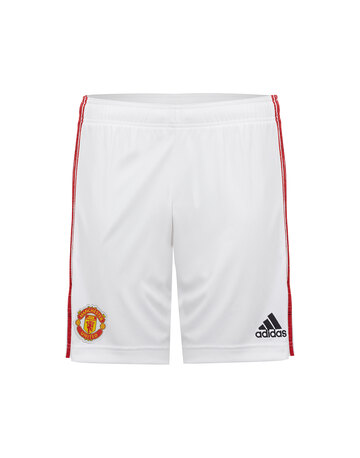 Adult Man Utd 20/21 Home Shorts