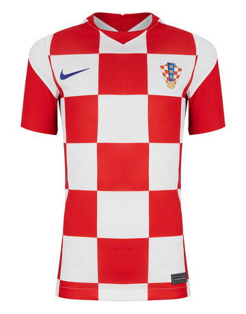 Kids Croatia Euro 2020 Home Jersey
