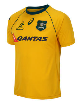 Adult Wallabies Home Jersey