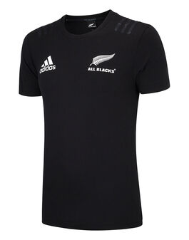 Mens All Blacks Cotton Tee