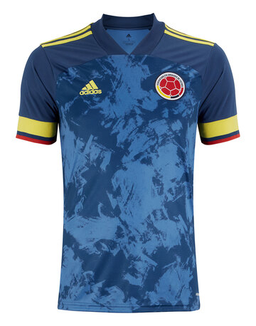 Adult Colombia Away Jersey