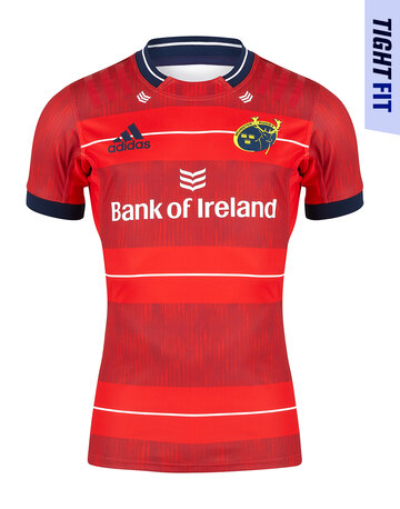 Adult Munster 21/22 Home Players Jersey