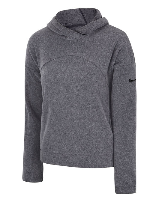 05743b50ac81 Women s Grey Nike Gym Polar Hoodie