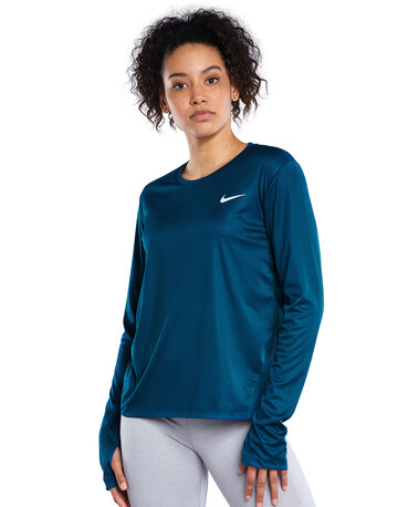 Womens Miler Long Sleeve T-shirt