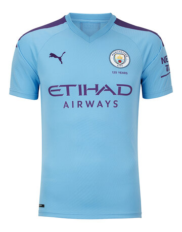 Adult Man City 19/20 Home Jersey