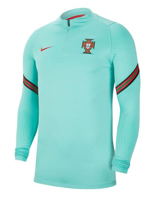 Adult Portugal Euro 2020 Training Quarter Zip Top