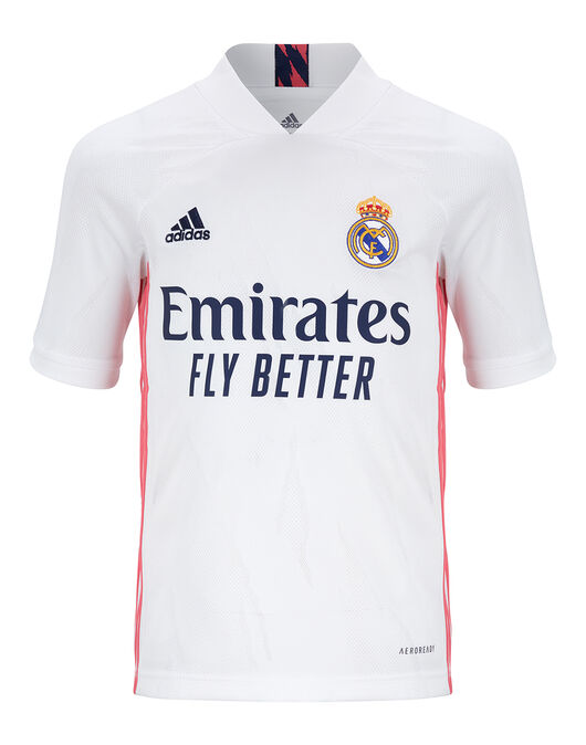 Kids Real Madrid 20/21 Home Jersey