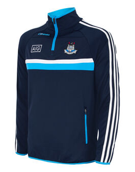 Mens Dublin Temple Half Zip Top