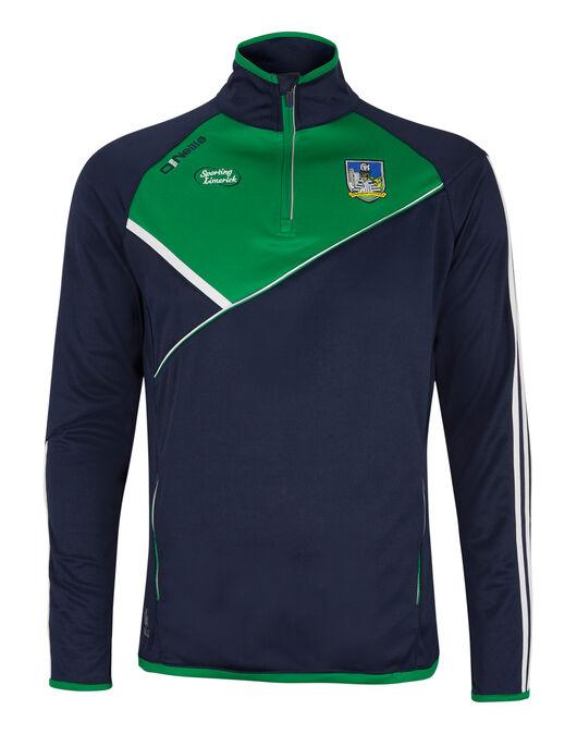 Mens Limerick Conall Half Zip