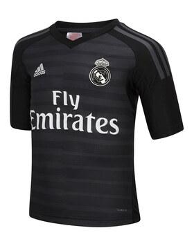 Kids Real Madrid 18/19 Home GK Jersey