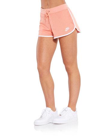 Womens Heritage Mesh Shorts