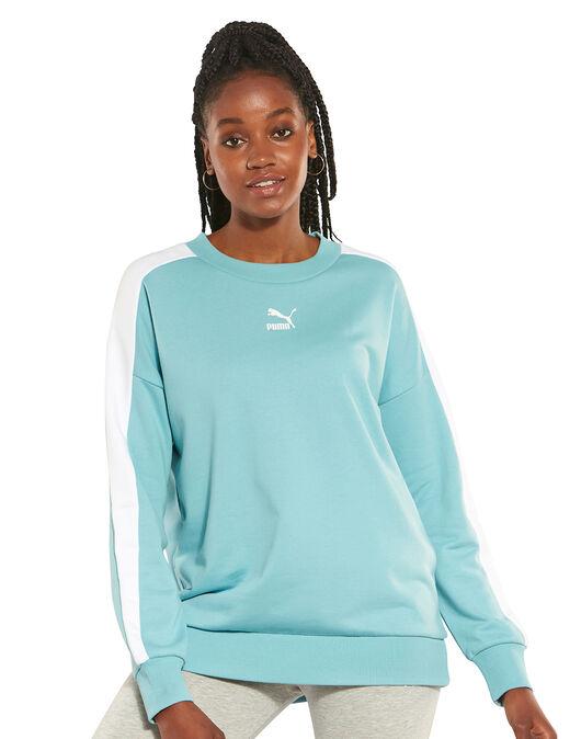 Womens Crewneck Sweatshirt
