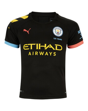 Kids Man City19/20 Away Jersey