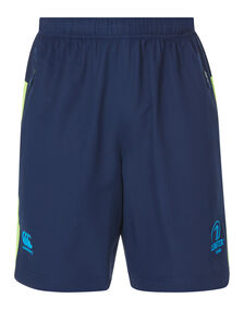 Mens Leinster Graphic Gym Short