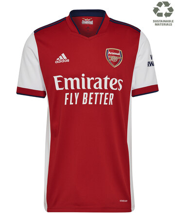 Adult Arsenal 21/22 Home Jersey