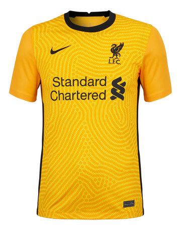 Adult Liverpool 20/21 Away Goalkeeper Jersey