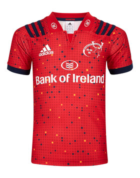 Kids Munster European Jersey 2018/19