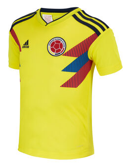 Kids Colombia WC 2018 Home Jersey