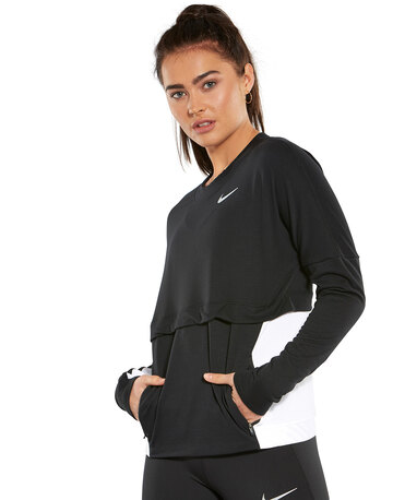 Womens Therma Sphere Crew