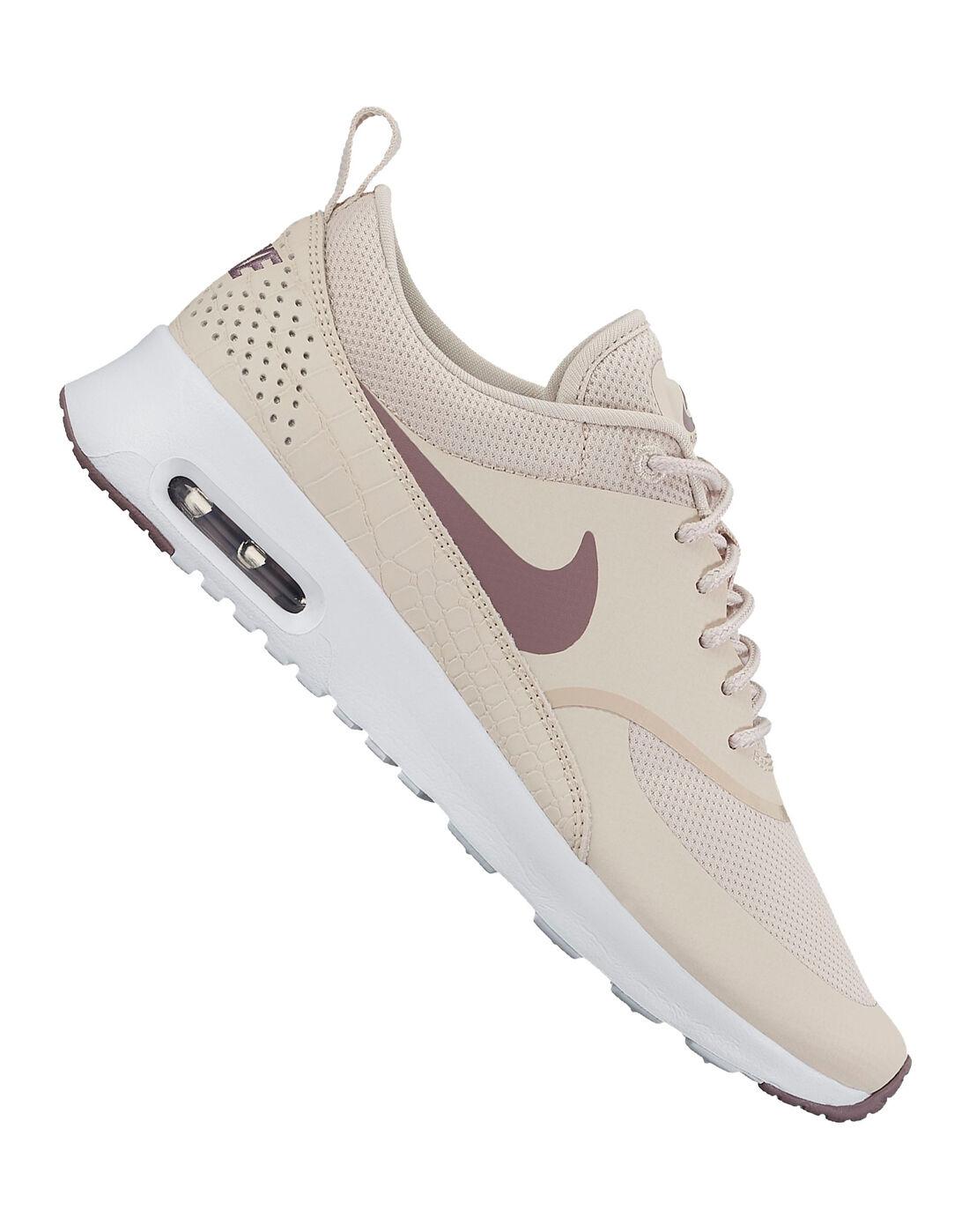 Nike Womens Air Max Thea | Cream | Life