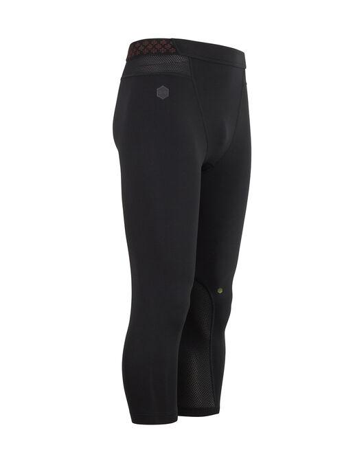 Adult Rush Heat Gear Quarter Length Leggings