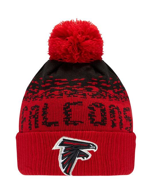 Mens Atlanta Falcons Woolie Hat