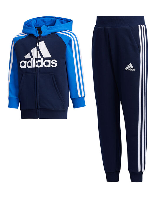 Younger Boys Logo Tracksuit