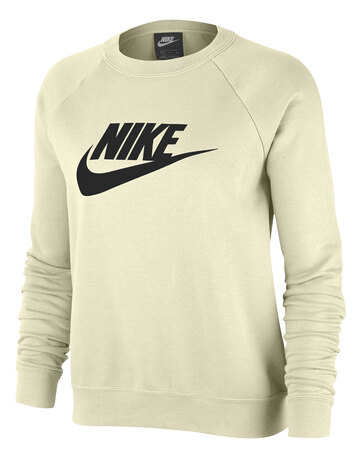 Womens Essential Fleece Crewneck Sweatshirt
