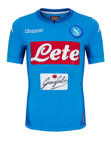 Kids Napoli Home 2017/18 Jersey