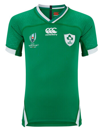 Kids Ireland Home Jersey RWC 2019