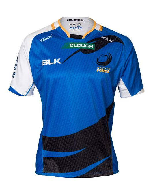 Adult Western Force Home Jersey