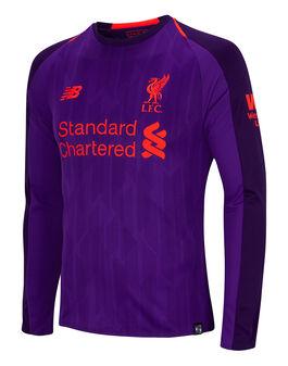 Mens Liverpool 18/19 Away Jersey LS