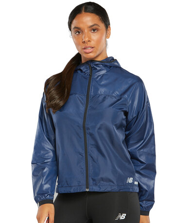 Womens Light Pack Jacket