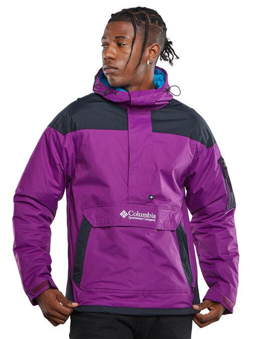 Mens Challenger Pullover Jacket