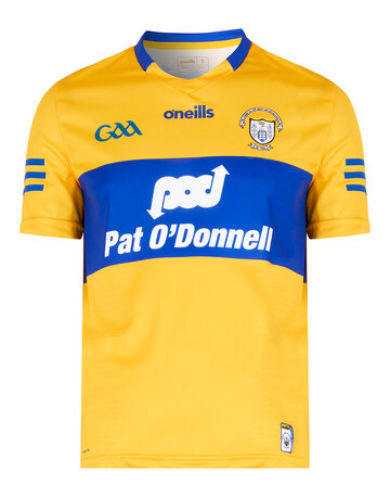 Adult Clare 21/22 Home Jersey