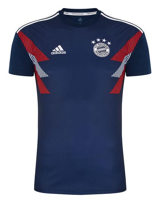 buy online 49a3d e528c adidas Adults FC Bayern Pre Match Jersey