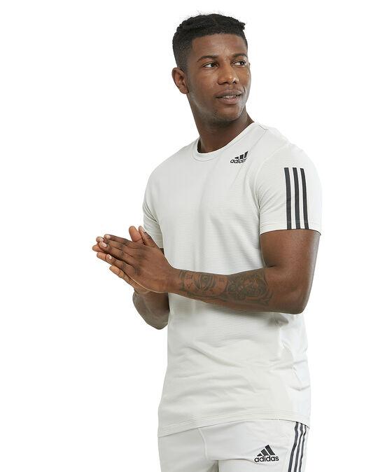 Mens Aero 3Stripe T-Shirt