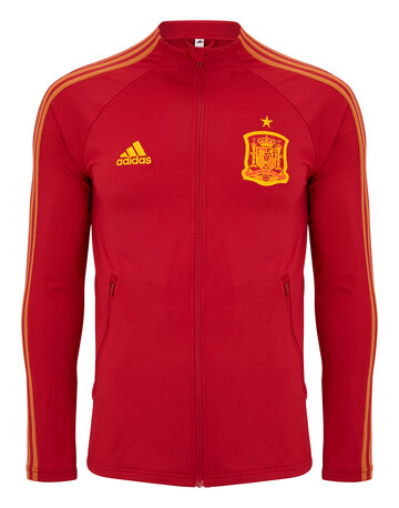 Adult Spain Euro 2020 Anthem Jacket