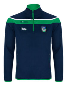 Mens Limerick Slaney Half Zip Top