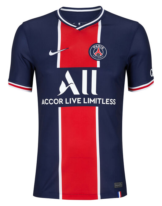 Adult PSG 20/21 Home Jersey