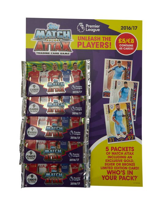 Match Attax Multi Pack