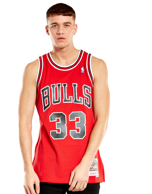 hot sales e0e47 e3477 UNKNOWN Mens Bulls Swingman Jersey